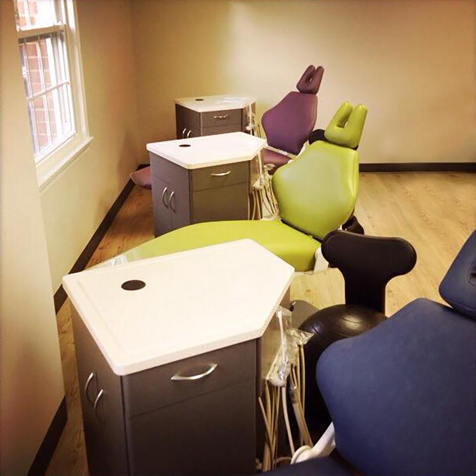 treatment area Shin Orthodontics Rockville